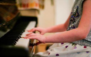 Musik Klavier Piano