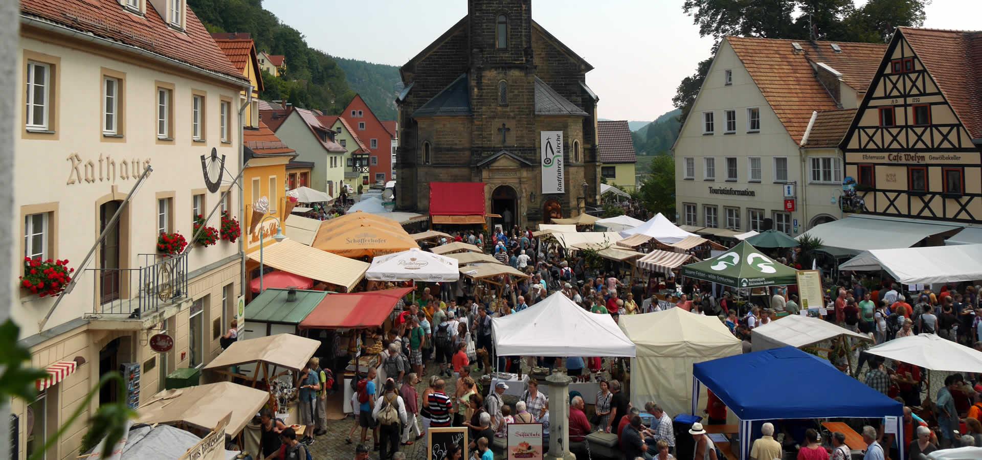 Naturmarkt Wehlen 5.9.2021